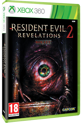 Resident Evil Revelations 2 DOWNLOAD XBOX 360 ITA (2015)