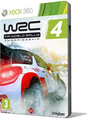[XBOX360] WRC FIA World Rally Championship 4 (2013) - FULL ITA