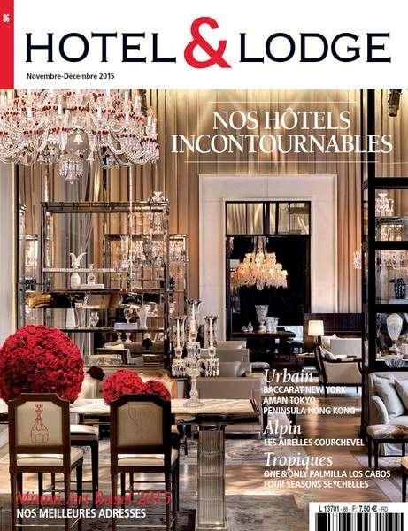 Hotel & Lodge - Novembre-Decembre 2015