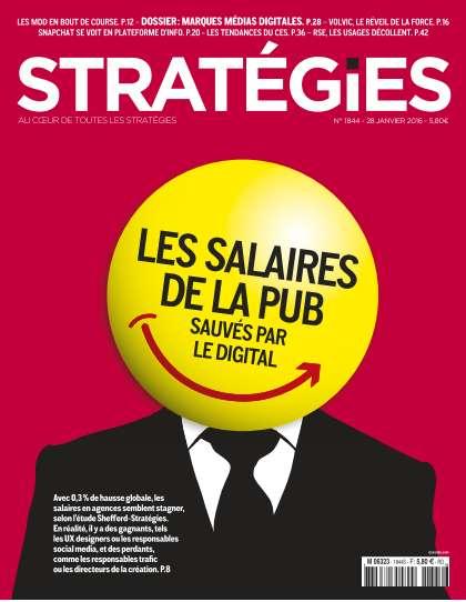 Stratégies - 28 Janvier 2016