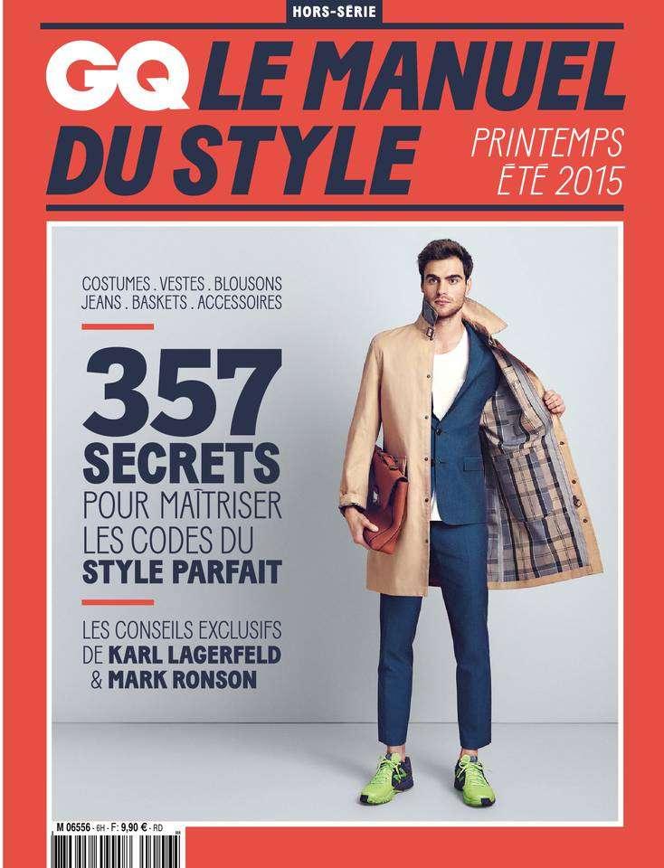 GQ Les Essentiels du Style 6 - Printemps-Été 2015