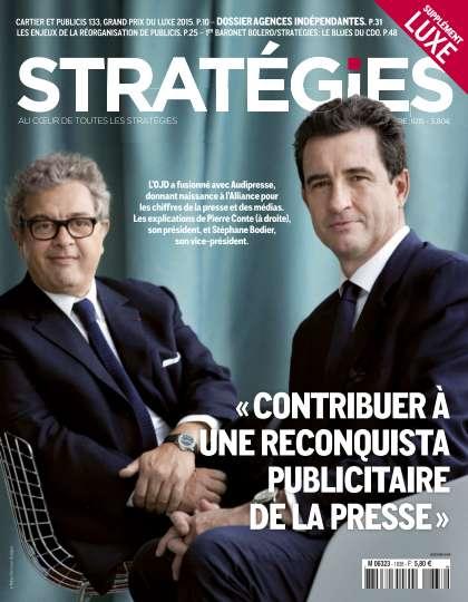 Stratégies - 10 au 16 Décembre 2015