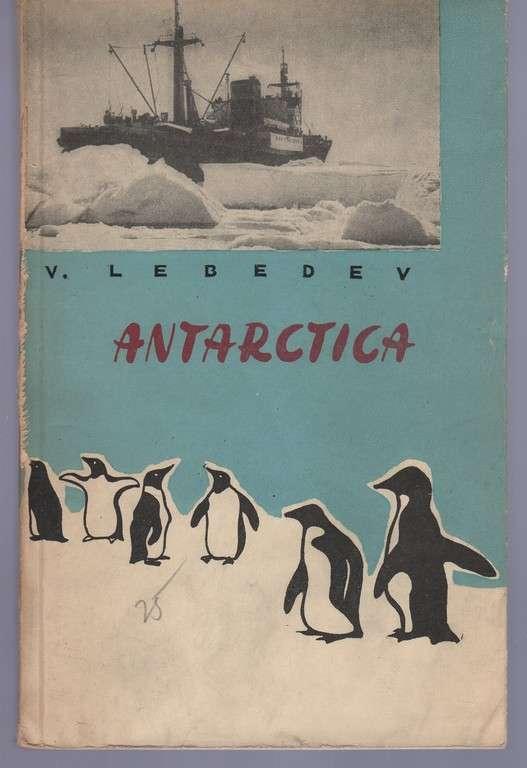 Antarctica, Lebedev, V. L