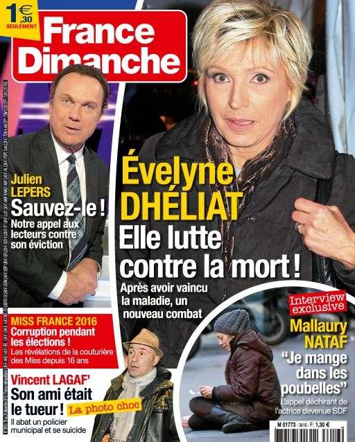 France Dimanche 3616 - 18 au 24 Décembre 2015
