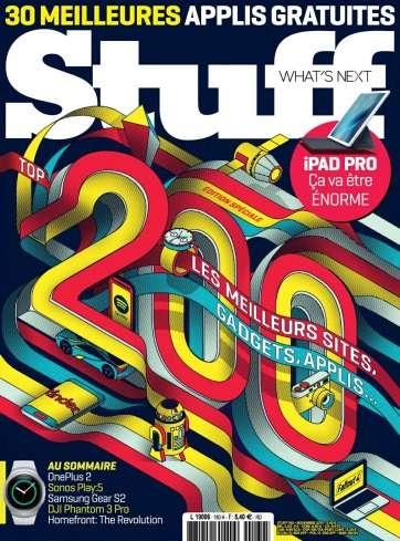 Stuff 160 - Novembre 2015