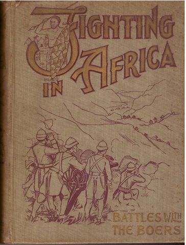 Fighting in Africa, Buel, J. W.