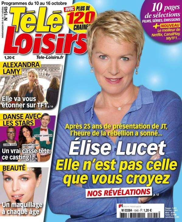 Télé Loisirs - 10 au 16 Octobre 2015