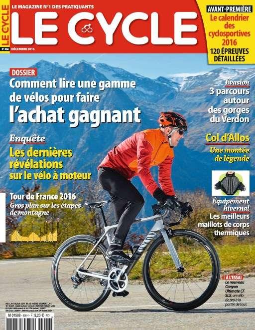 Le Cycle 466 - Décembre 2015