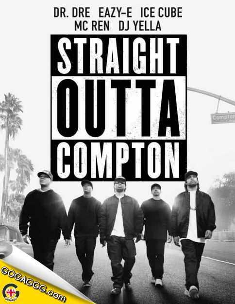პირდაპირ კომპტონიდან | Straight Outta Compton