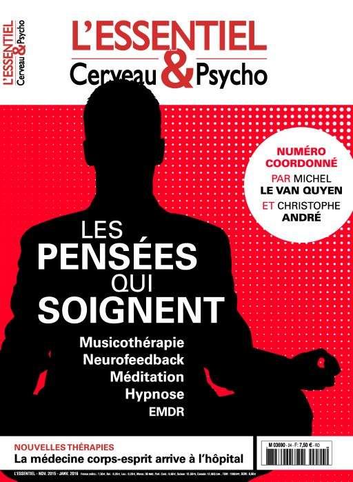 Cerveau & Psycho L'Essentiel 24 - Novembre 2015-Janvier 2016