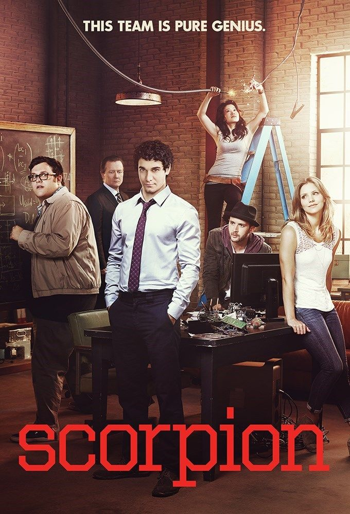 Scorpion S01 720p 1080p WEB.DL | S01E01-E19