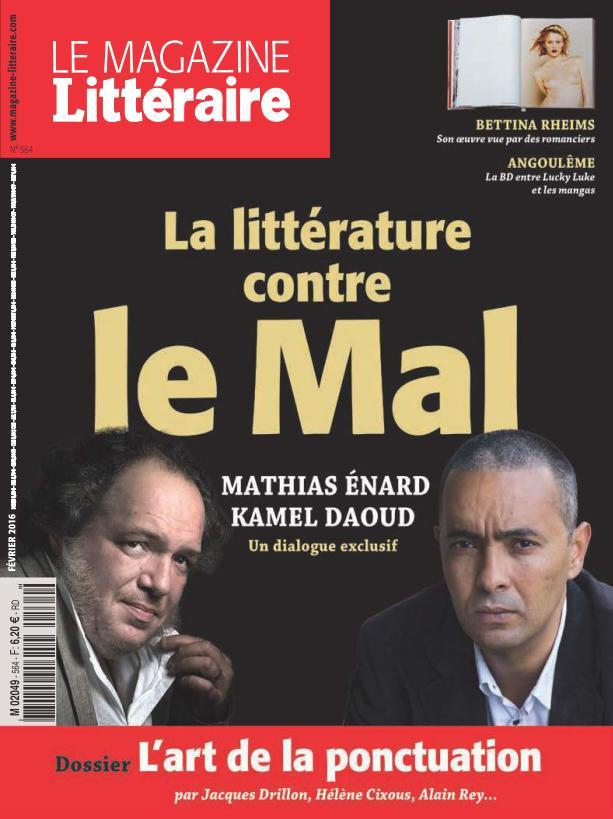 Le Magazine Littéraire 564 - Février 2016