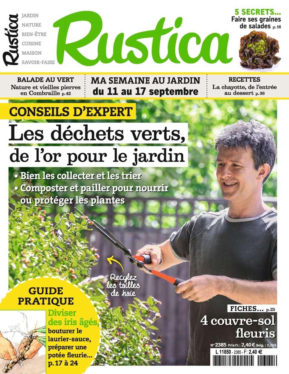 Rustica 2385 - 11 au 17 Septembre 2015