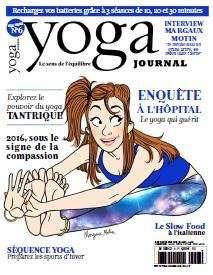 Yoga journal France - Janvier - Fevrier 2016