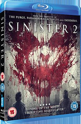 Sinister 2 (2015) BDRip 576p AC3 (640Kbps) ITA ENG SUBS - DDN