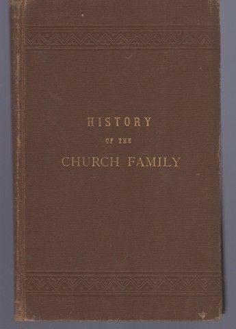 The history of the Church family microform : notes collected by the Hon. Oliver Chase of Fall River, R.I. and arranged by his nephew Edward A. French, Esq. : to which has been added many new and valuable notes collected by Vernon Wade, Esq.