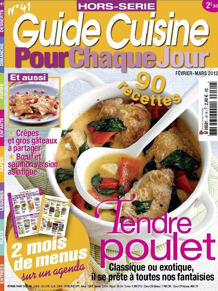 Guide Cuisine Hors-Série 41