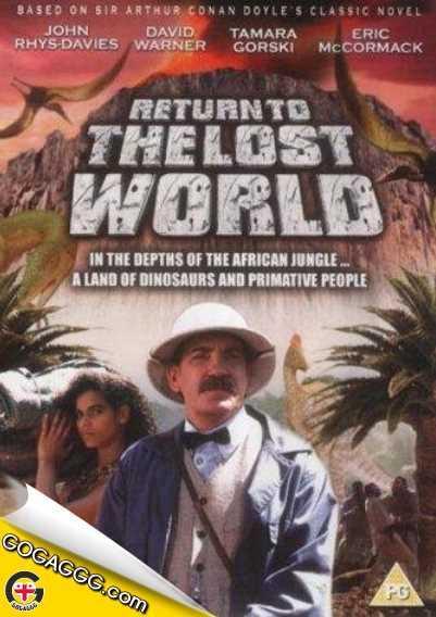 Return to the Lost World | დაბრუნება დაკარგულ სამყაროში