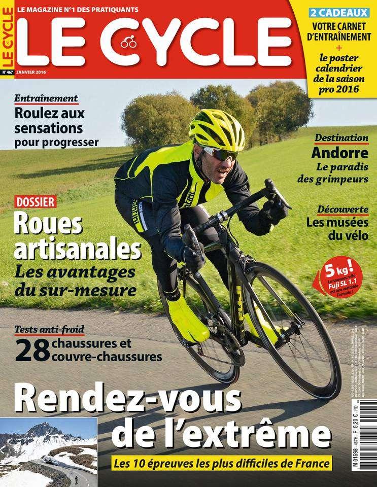 Le Cycle 467 - Janvier 2016