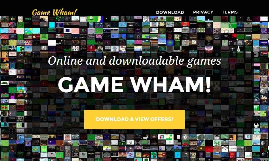 GameWham Ads deletion