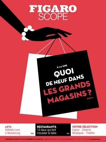 Le Figaroscope - 28 October 2015