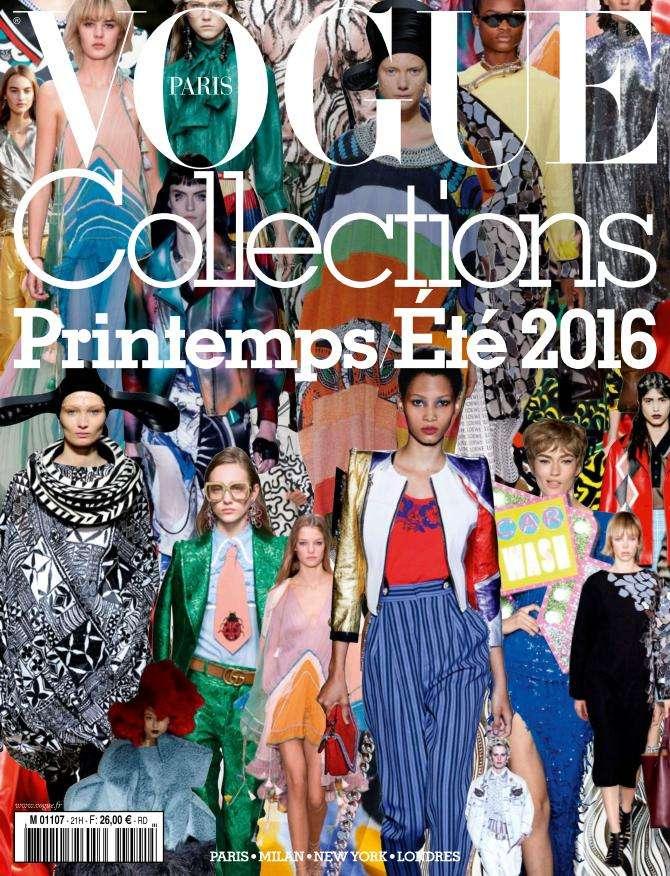 Vogue Collections 21 - Collections Printemps/Été 2016