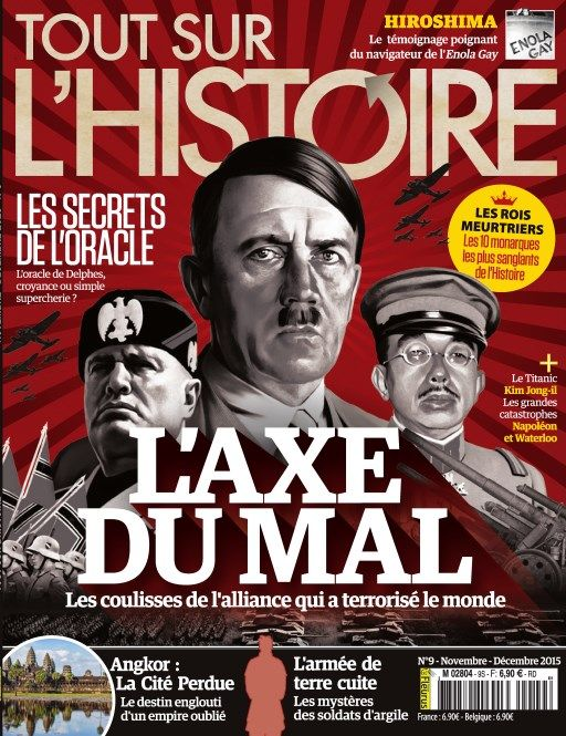 Tout Sur l'Histoire 9 - Novembre-Décembre 2015