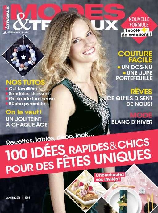 Modes & Travaux 1382 - Janvier 2016