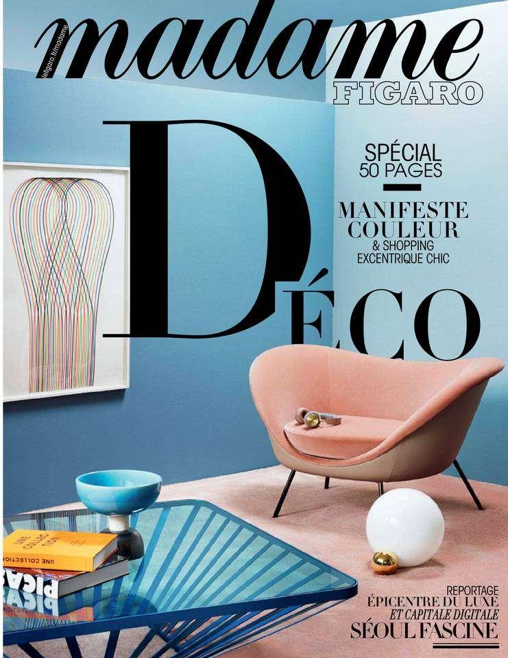 Madame Figaro - 16 octobre 2015