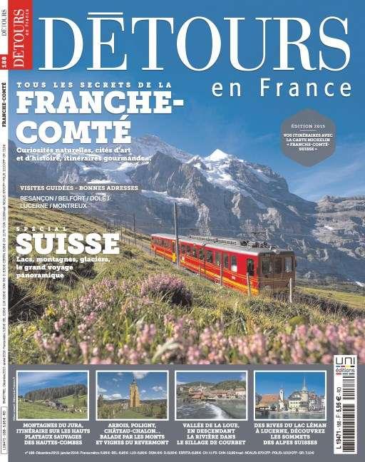 Détours en France 188 - Décembre 2015 - Janvier 2016
