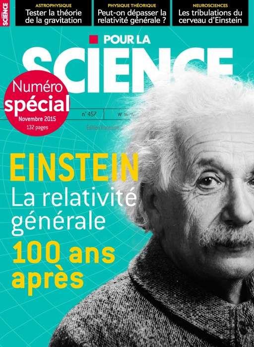 Pour la Science 457 - Novembre 2015