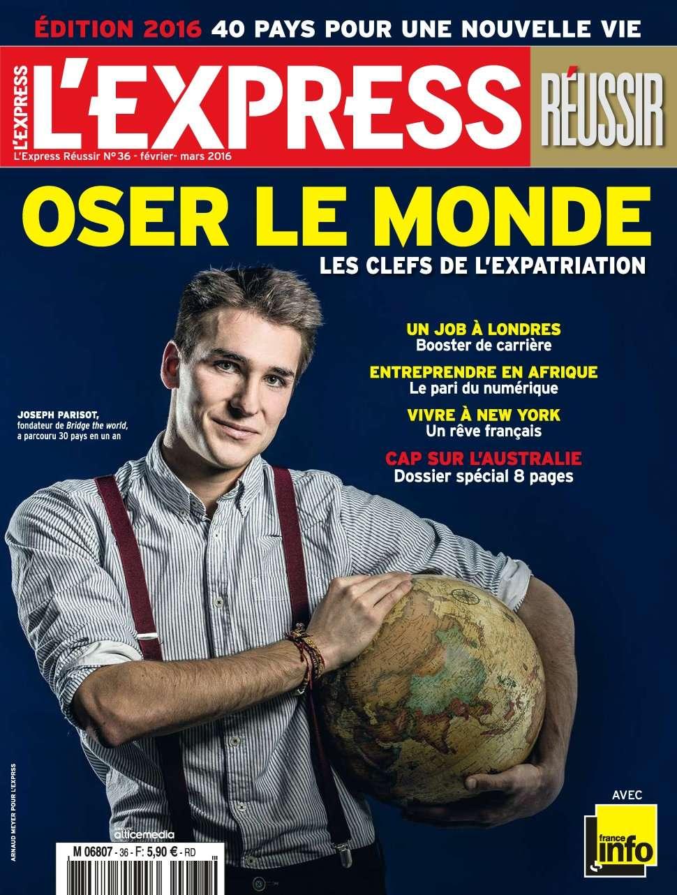L'Express Hors-Série 49 - Février/Mars 2016