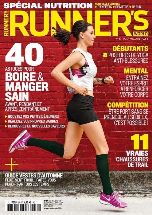 Runner's World 57 - Octobre/Novembre 2015