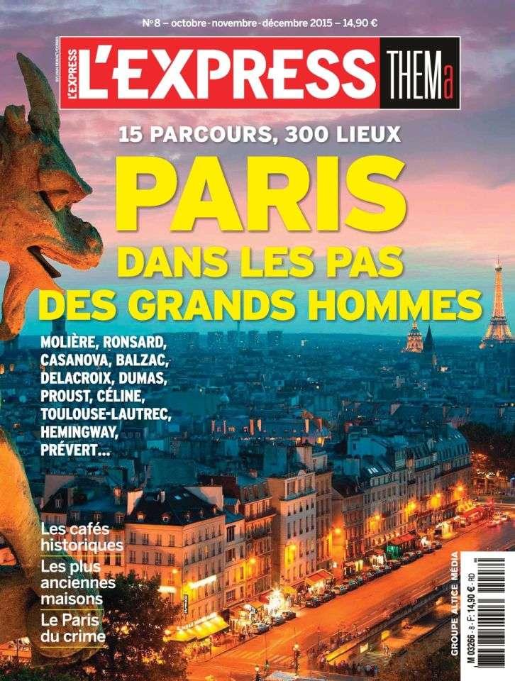 L'Express HS L'Illustration 8 - Octobre-Décembre 2015