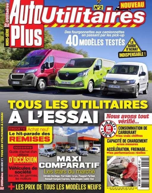 Auto Plus Hors-Série Utilitaires 2 - 2015
