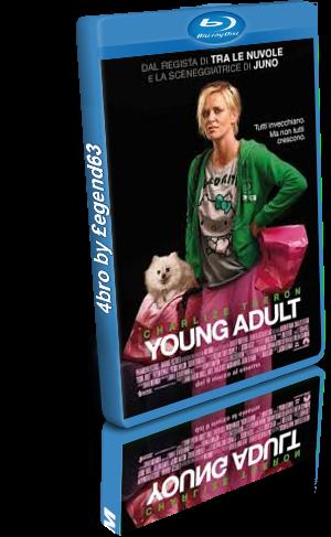 Young adult (2011) HD 720p ENG DTS+AC3 ITA AC3 Subs