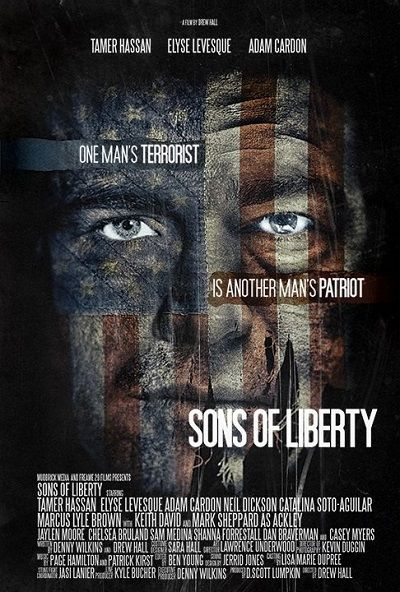 �zg�rl�k Sava���lar� - Sons of Liberty - 2013 T�rk�e Dublaj MKV indir