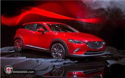 Mazda-ს ქროსოვერების ოჯახში მატებაა