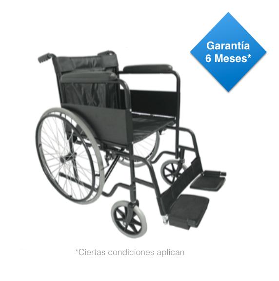 SILLA DE RUEDAS ESTANDAR Mercado ortopedico