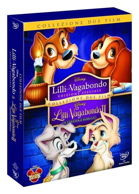 Lilli e il vagabondo 1&2 (1955-2001) AVI BDRip ITA AC3 - DDN