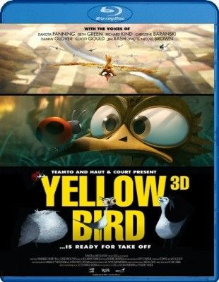 Yellowbird (2014) ISO 3D/2D BDRA Bluray AC3 ITA DTS-HD ENG Sub - DDN
