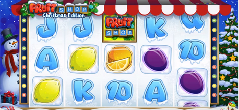 Fruit Shop Christmas Edition free spins