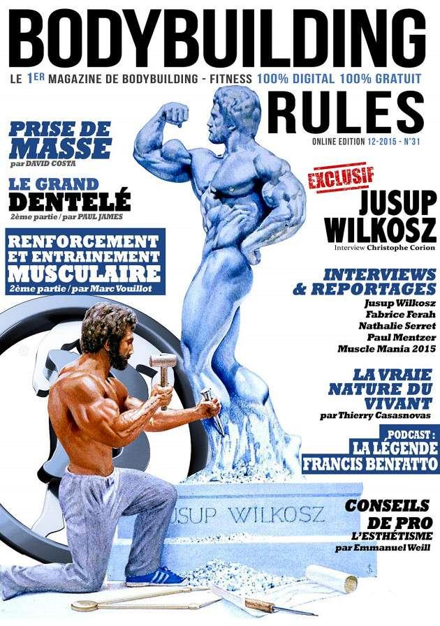 Bodybuilding Rules - Décembre 2015- Saison 1