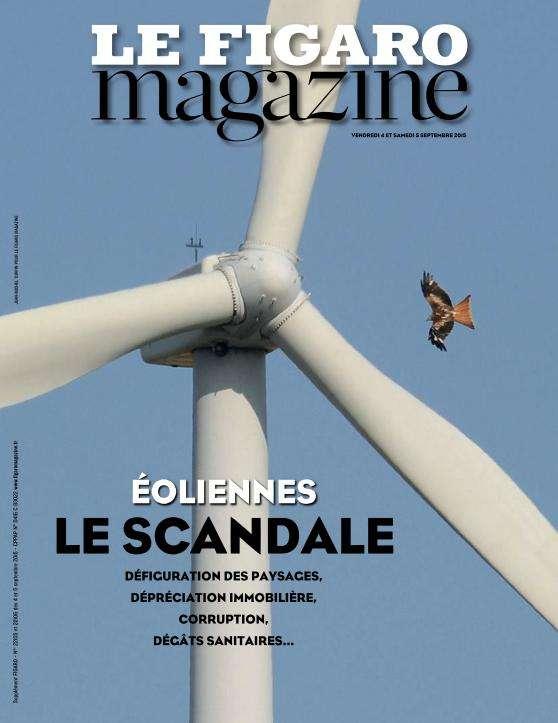 Le Figaro Magazine - 4 Septembre 2015