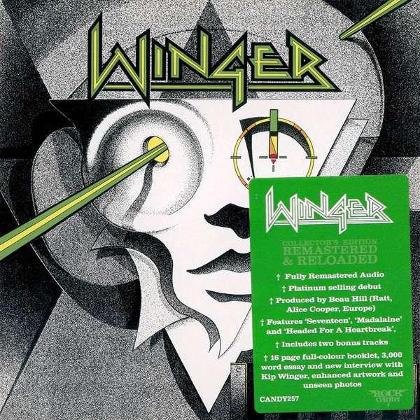 Winger - Winger (1988) (Rock Candy Remastered 2014)