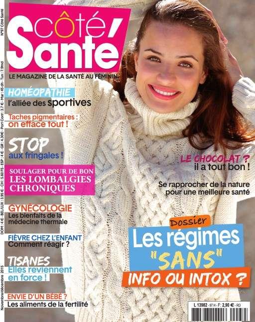 Côté Santé 97 - Novembre-Decembre 2015
