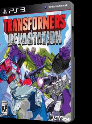 [PS3] TRANSFORMERS: Devastation (2015) - SUB ITA