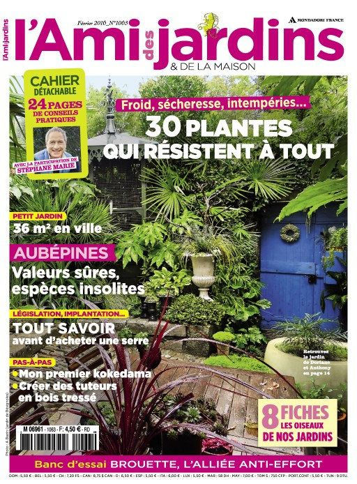 L'Ami des Jardins 1063 - Février 2015