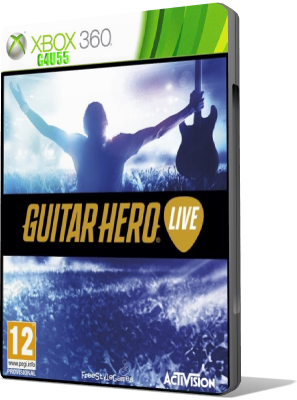 [XBOX360] Guitar Hero Live (2015) - FULL ITA