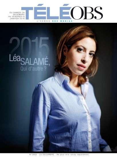 Télé Obs - 26 Décembre 2015 au 8 Janvier 2016